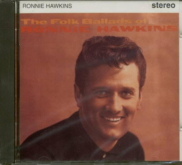 The Folk Ballads Of Ronnie Hawkins (CD)