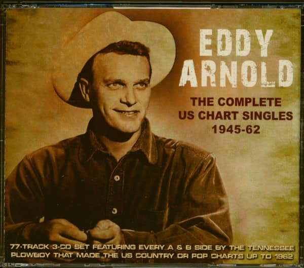 The Complete US Chart Singles 1945-62 (3-CD)