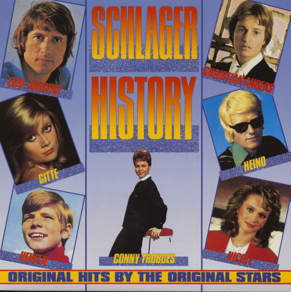 Schlager History (LP)
