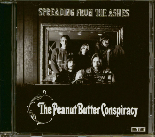 Spreading From The Ashes (CD)