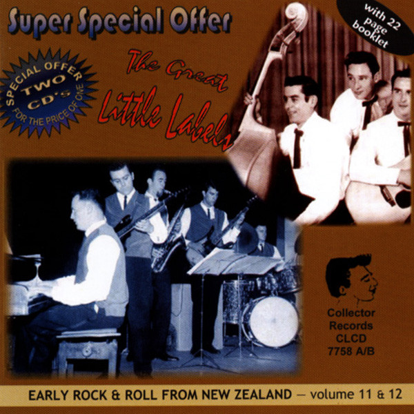 Vol.11&12, Early Rock & Roll From New Zealand