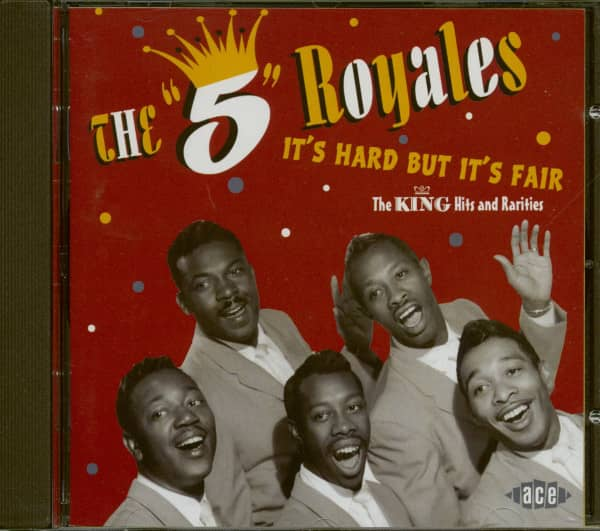 It's Hard But It's Fair - The King Hits & Rarities (CD)