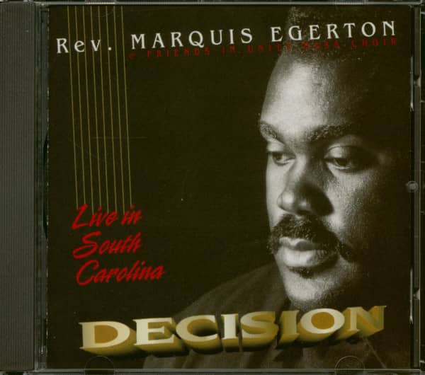 Decision (CD, Cut-Out)