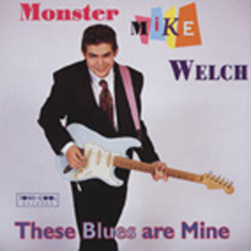 These Blues Are Mine (CD)