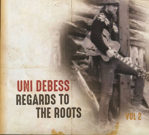 Regards To The Roots Vol.2 (CD)