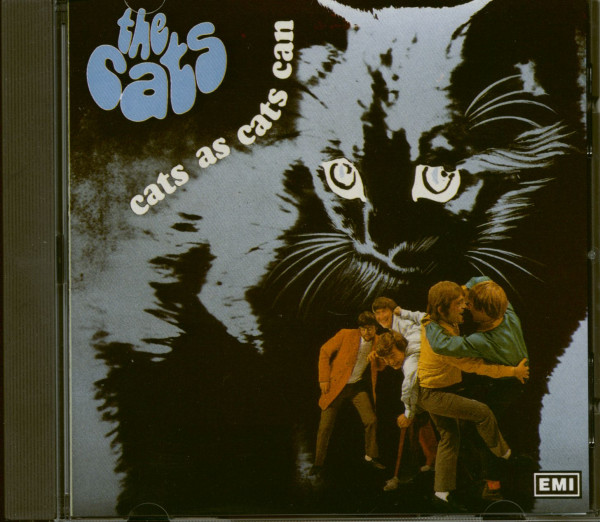 Cats As Cats Can (CD)