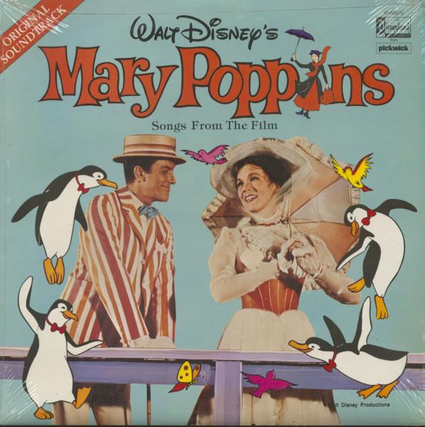 Walt Disney's 'Mary Poppins' - Soundtrack (LP)