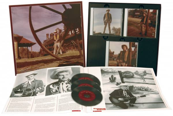 Heroes And Cowboys (3-CD Deluxe Box Set)