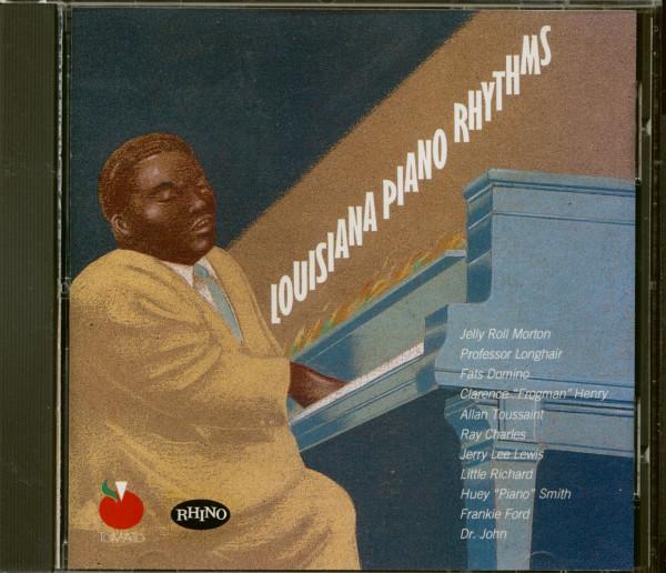 Louisiana Piano Rhythms (CD)