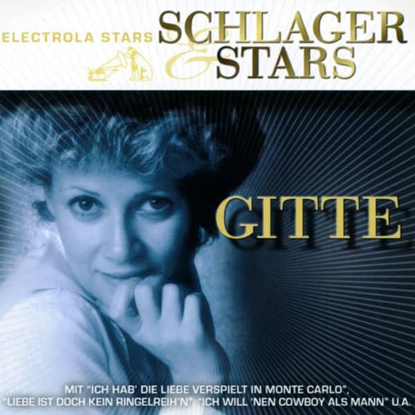 Electrola Stars - Gitte (CD)