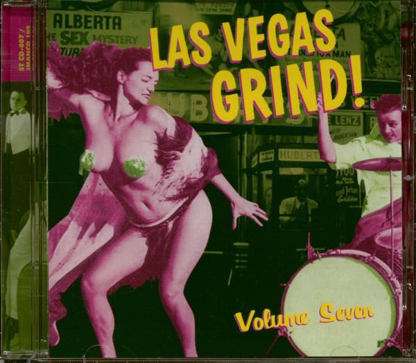 Las Vegas Grind Vol.7 (CD)