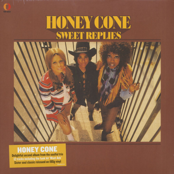 Sweet Replies (LP, 180g Vinyl)