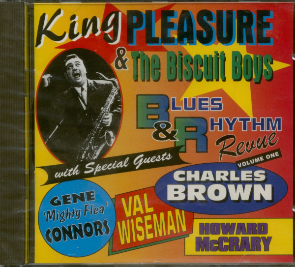 Blues &ampamp; Rhythm Revue With Special Guests Vol.1 (CD)