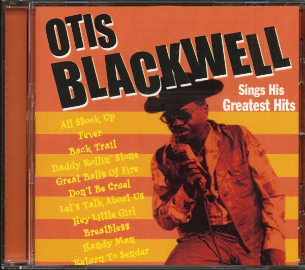 Sings His Greatest Hits (CD)