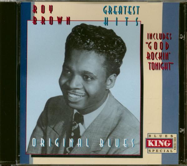 Original Blues - Greatest Hits (CD)