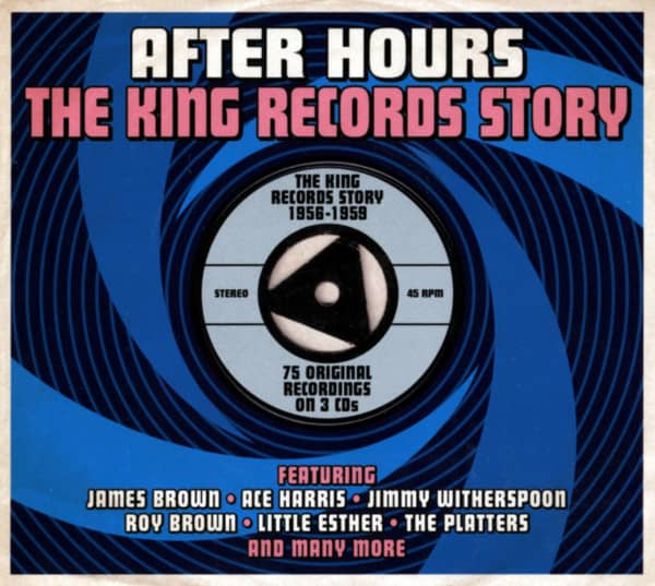 After Hours - The King Records Story 3-CD