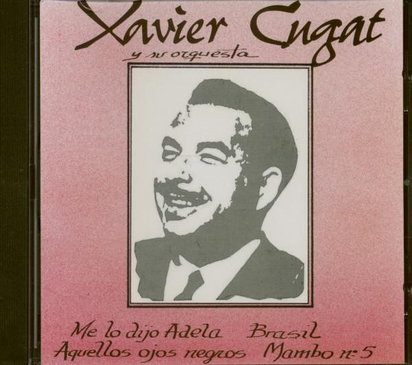 Xavier Cugat Y Su Orquesta (CD)