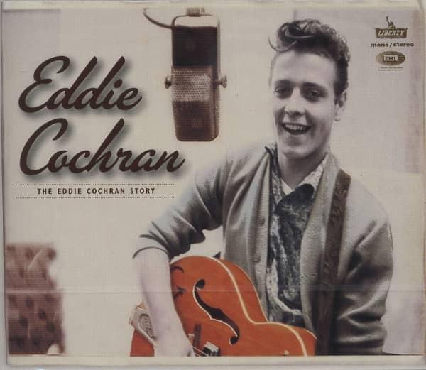The Eddie Cochran Story (4-CD)
