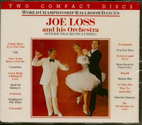 World Championship Ballroom Dances (2-CD)