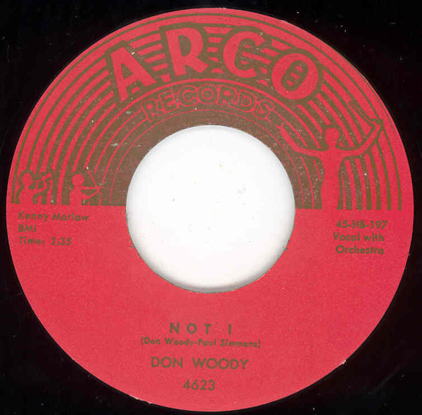 Not! - Red Blooded American Boy (7inch, 45rpm)