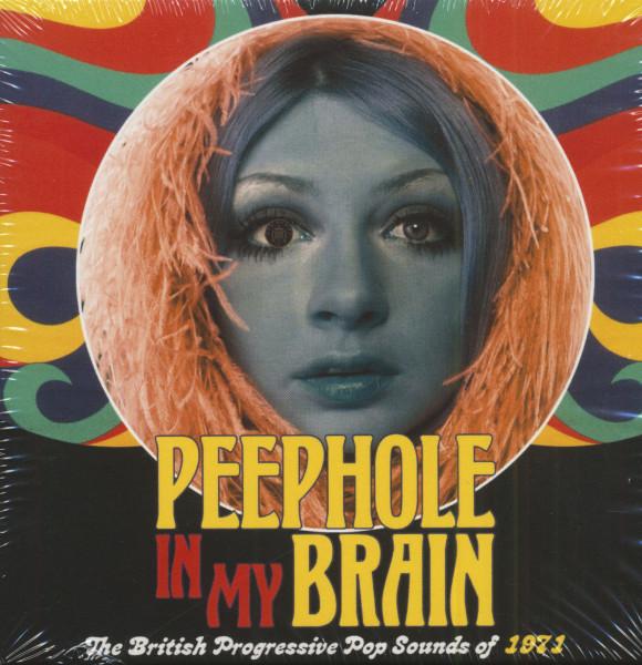 Peephole In My Brain - The British Progressive Pop Sounds Of 1971 (3-CD)