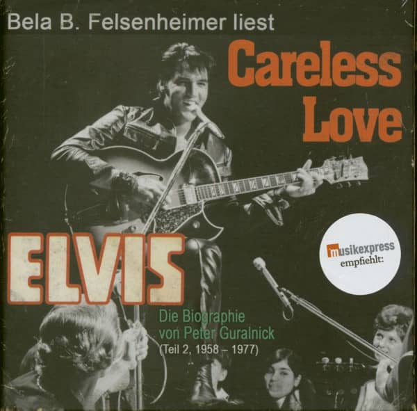 Careless Love (12-CD) Bela B.