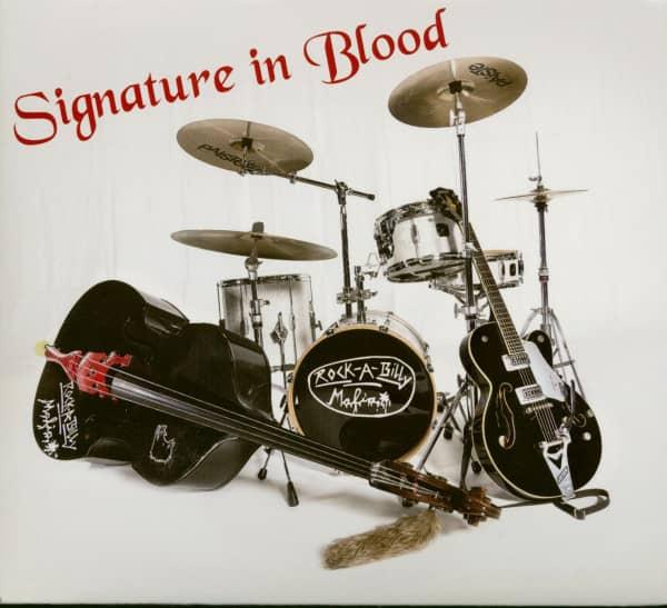 Signature In Blood (CD)