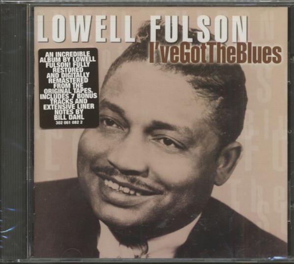 I've Got The Blues (CD)