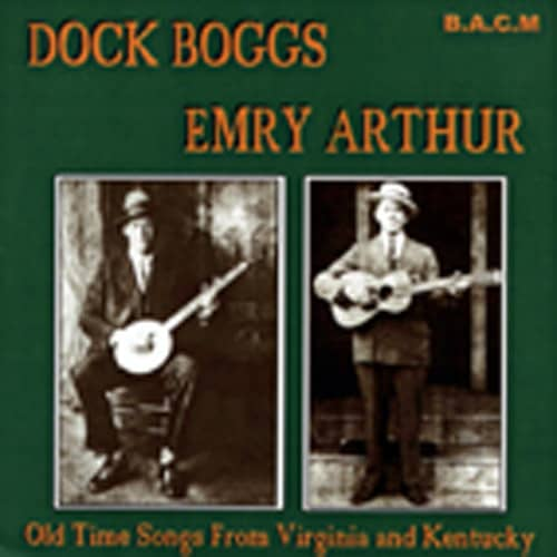 Old Time Songs From Virginia & Kentucky