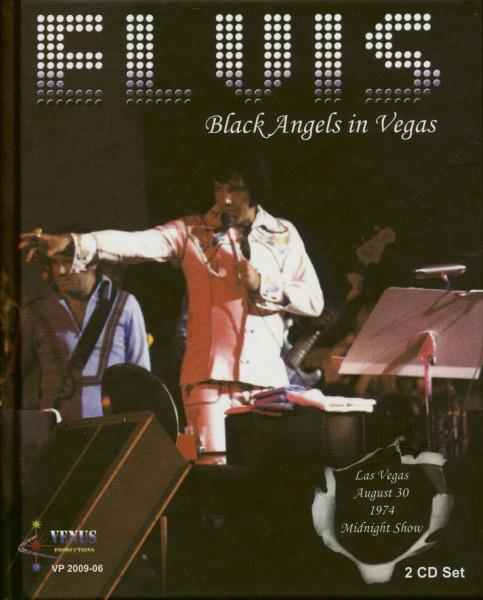Black Angels In Vegas (2-CD, Deluxe Digibook)
