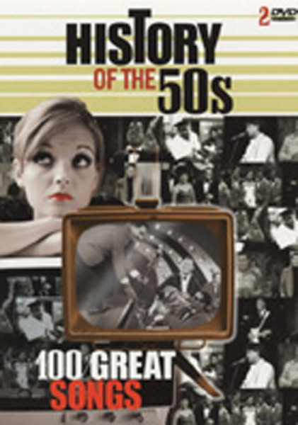 History Of The 50s (2-DVD) (0) 100 Songs