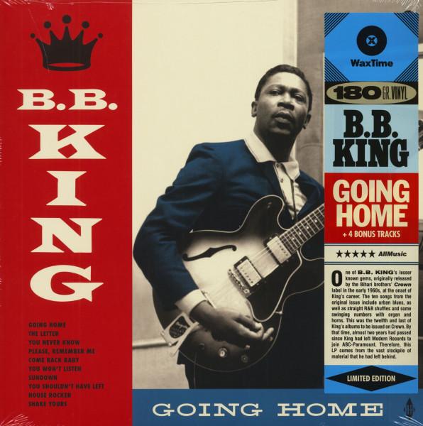 Going Home (LP, 180g Vinyl, Ltd.)