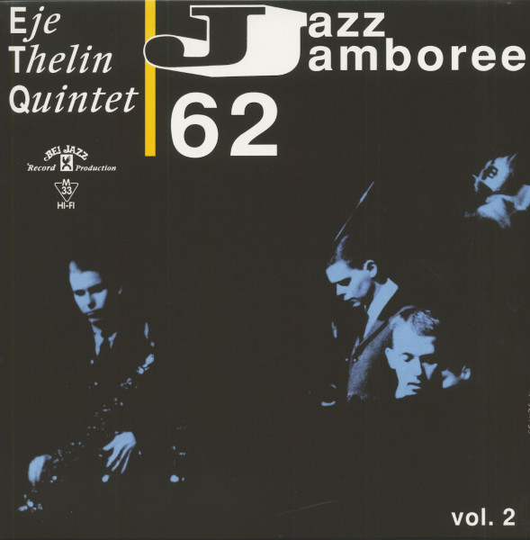 Jazz Jamboree 1962, Vol.2 (LP, 10inch, Ltd.)