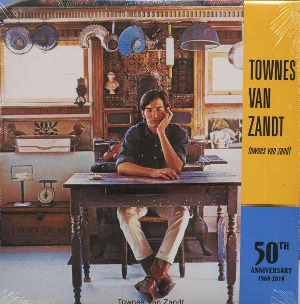 Townes Van Zandt (LP, 180g Vinyl)