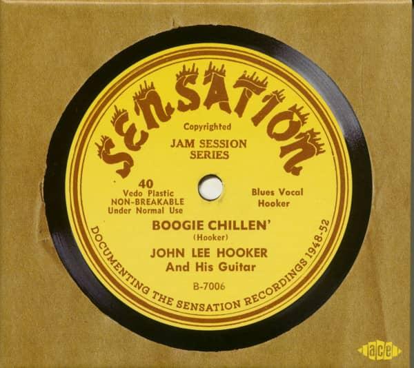 Documenting The Sensation Recordings 1948-52 (3-CD)