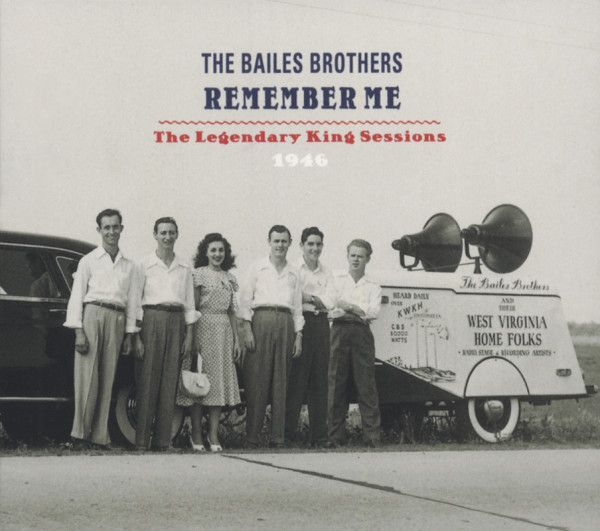 Remember Me - King Sessions 1946