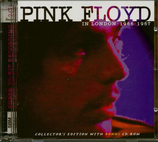 In London 1966 - 1967 (CD+CD-ROM SBM Super Bit Mapping)
