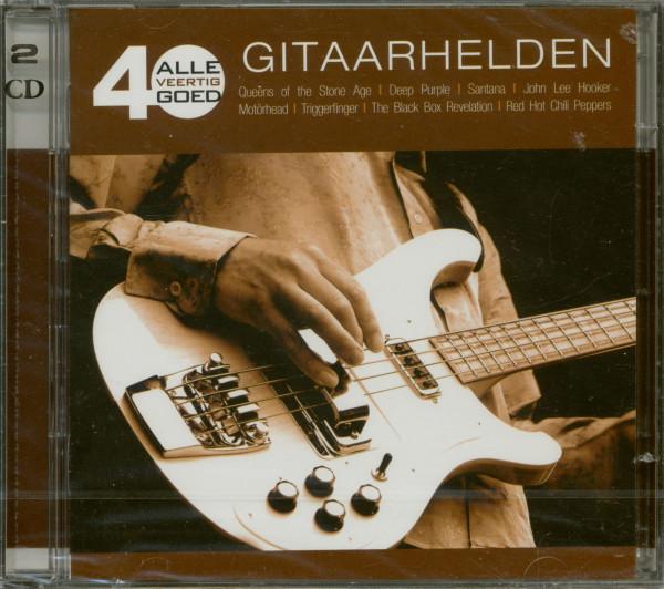 Alle 40 Goed - Gitaarhelden (2-CD)