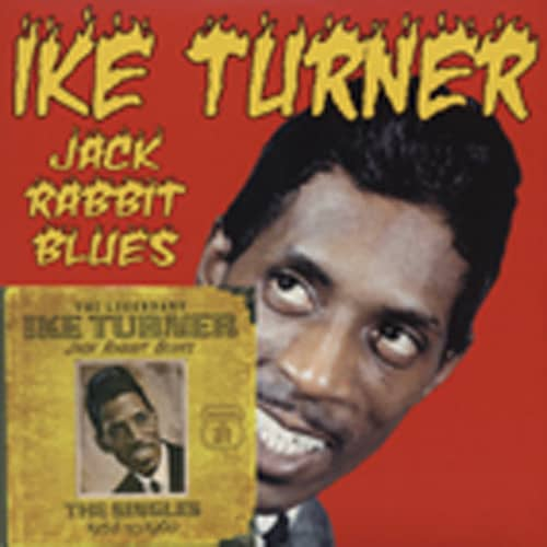 Jack Rabbit Blues-Singles 1958-60 & 10'Vinyl