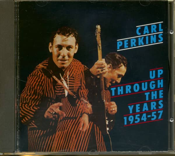 Up Through The Years 1954-1957 (CD)