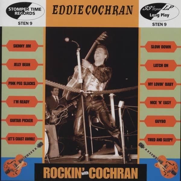 Rockin' With Cochran - 10'LP