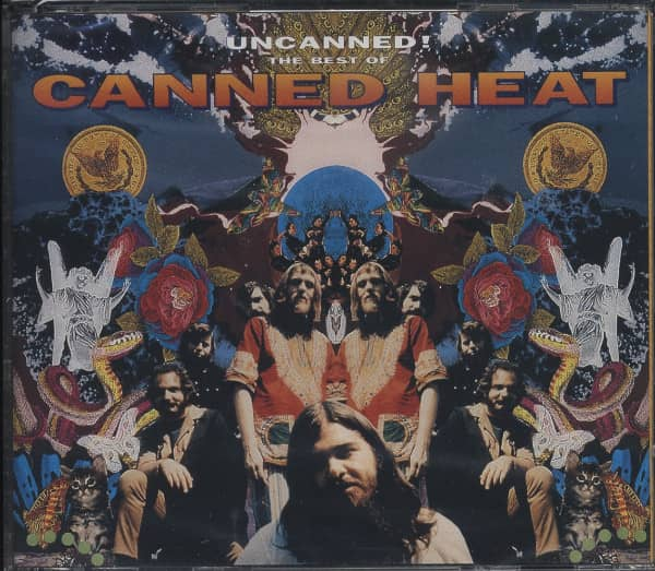 Uncanned (2-CD) The Best Of...