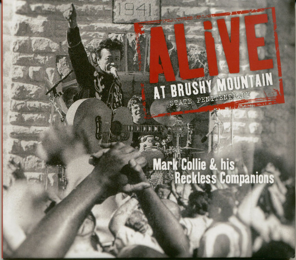 Alive At Brushy Mountain State Penitentiary (CD)