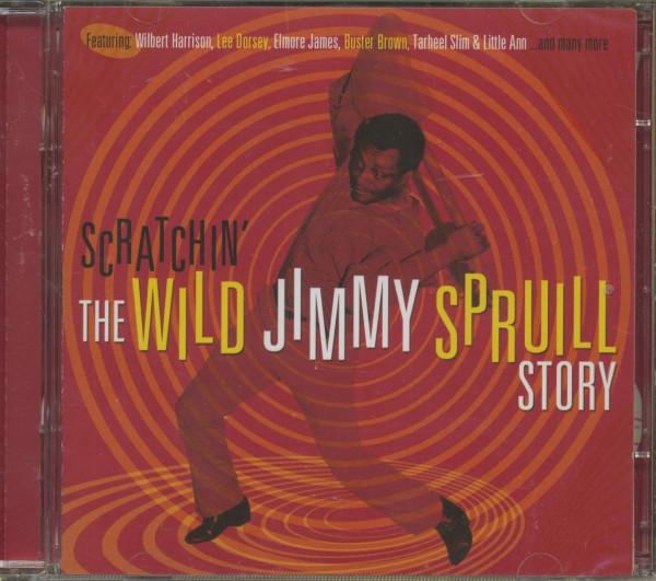 Scratchin' - The Wild Jimmy Spruill Story (2-CD)