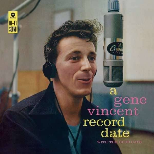 A Gene Vincent Record Date (1958)...plus 180g Vinyl Limited Edition