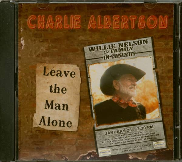 Leave The Man Alone (CD)