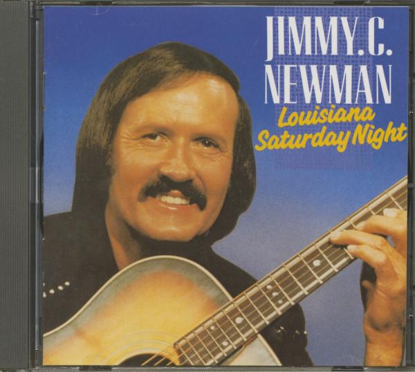 Louisiana Saturday Night (CD)