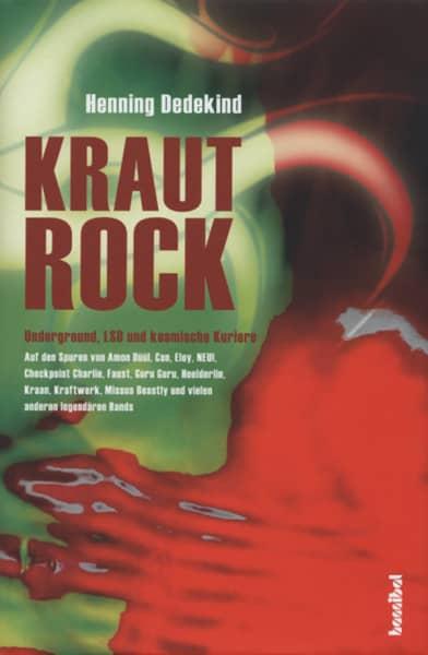 Krautrock - Henning Dedekind: Underground, LSD...