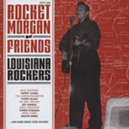 Louisiana Rockers (CD)