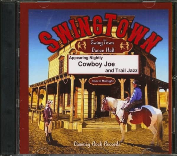 Swing Town - Cowboy Joe And Trail Jazz (CD)